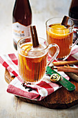 Grzaniec (Polish mulled beer)