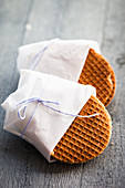 Stroopwafel to take away