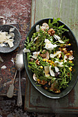 Jarjeer (Arabian-style rocket salad)
