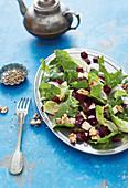 Schamandar (Syrian beetroot salad)