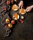 French Apple Tart - Gluten Free