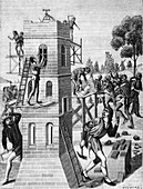 15th century builders