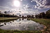 Village reservoir