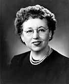 Pearl McIver, US nurse and medical administrator