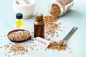 Essential oil of cumin