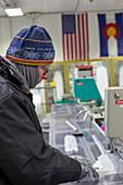 National Ice Core Laboratory, USA