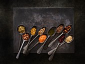 Pulses on metal spoons