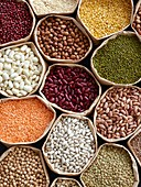 Pulses in paper bags
