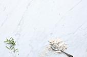 Rosemary and spelt flour