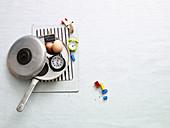 Symbolbild für schnelles Frühstück