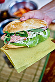 Banh Mi – Vietnamese baguette sandwich to take away