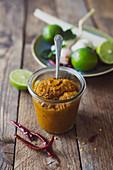 Massaman curry paste (Thailand)
