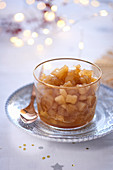 Spiced apple compote (Christmas)