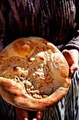Uzbekistan flatbread