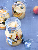 Sommerfrüchte-Kompott