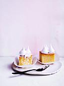 Twinkies mit Baisertupfen (USA)