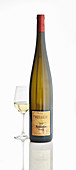 Riesling from Rhinehessen in a magnum bottle
