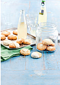 Macadamia and white chocolate biscuits