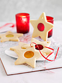 Stained glass cookies for decorating