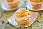 Lemon Ricotta Whoppy Pies