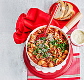 One Pot Bolognese