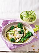 Hähnchen-Brokkoli-Curry
