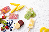 10 ways with ice pops
