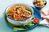 Combination noodles