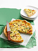 Bacon and Brie Quiche