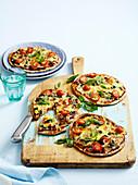 Florentine pizzas