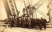 Eiffel Tower architects, 1888