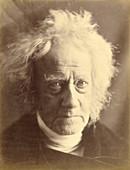 John Herschel, British astronomer