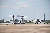 Hurricane Irma military aid mission