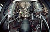 Aestus engine testing