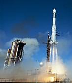 Sixth Ariane 1 launch, 1983