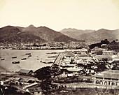Nagasaki, Japan, 1860s