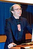 Frank Wilczek, US theoretical physicist