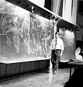 Ting's charmed particle discovery lecture at CERN, 1974