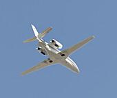 Cessna private jet