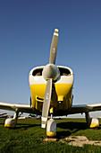 Piper PA-28-161 Cherokee Warrior 2 light aircraft