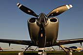 Cirrus SR-22 light aircraft