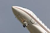 Gulfstream G150 private jet