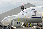 Boeing 787-8 Dreamliner production