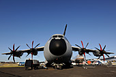 Airbus A400M military plane