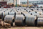 Algoma Steel Mill, Canada