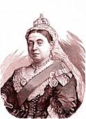 Queen Victoria, British monarch