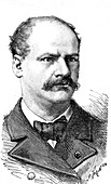 Cornelius Herz, French physician