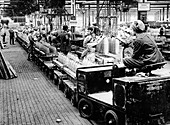 British munitions factory, First World War