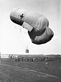 Austro-Hungarian military balloon, First World War