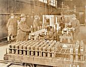 Gas shells production, First World War